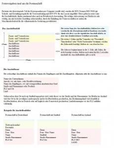 formvorgaben-postanschrift